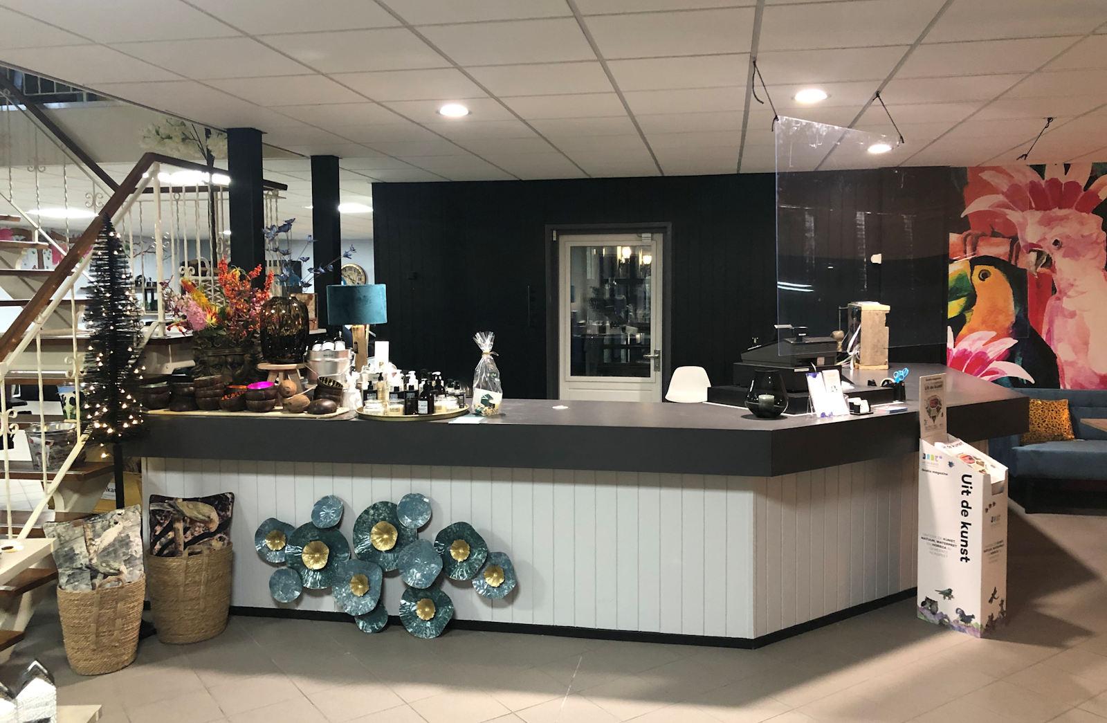 winkel woonaccessoires en cadeautjes Hulshorst